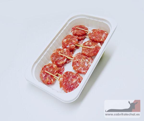 piruletas de carne de cabrito lechal, comprar piruletas de carne de cabrito lechal, gomez y cutillas, comprar delicias Gourmet al por mayor cabrito lechal, productores cabrito lechal corte ingles