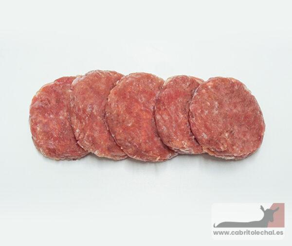 comprar mini hamburguesas carne 100, comprar hamburguesas carne cabrito lechal, comprar mini hamburguesas carne natural ecológica 100, premio mini hamburguesas, innovacion carne cabrito