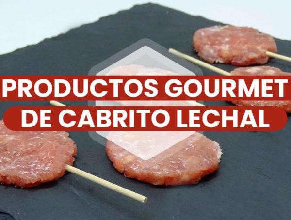 productos Gourmet de cabrito lechal, producto mas recomendado chefs restaurantes, productos recomendados cabrito lechal gourmet, corte ingles Gourmet delicias carne, gomez y cutillas