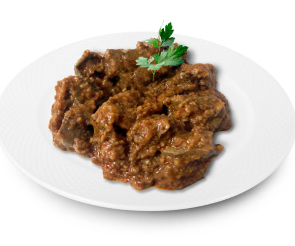 Asadura-de-Cabrito-lechal-en-Ajillo, Receta asadura cabrito lechal, carne de cabrito lechal, carne lechal